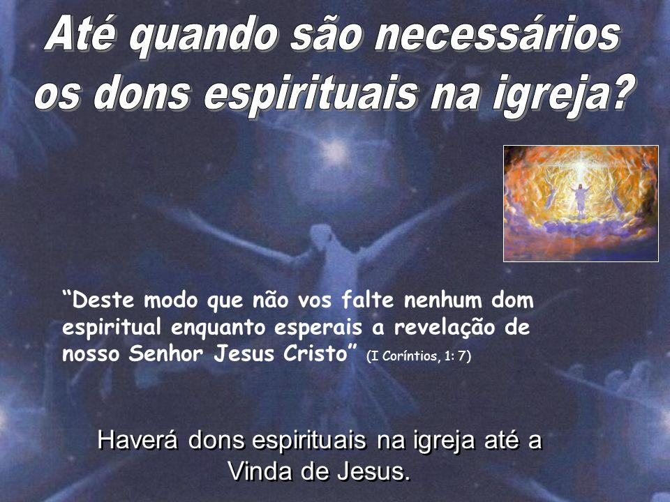 Satanás e seus anjos têm poder para falsificar os dons espirituais, ainda que com as limitações que Deus lhes impõe.