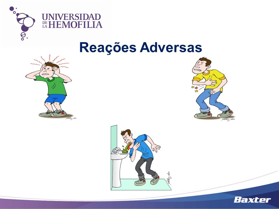 Reações Adversas