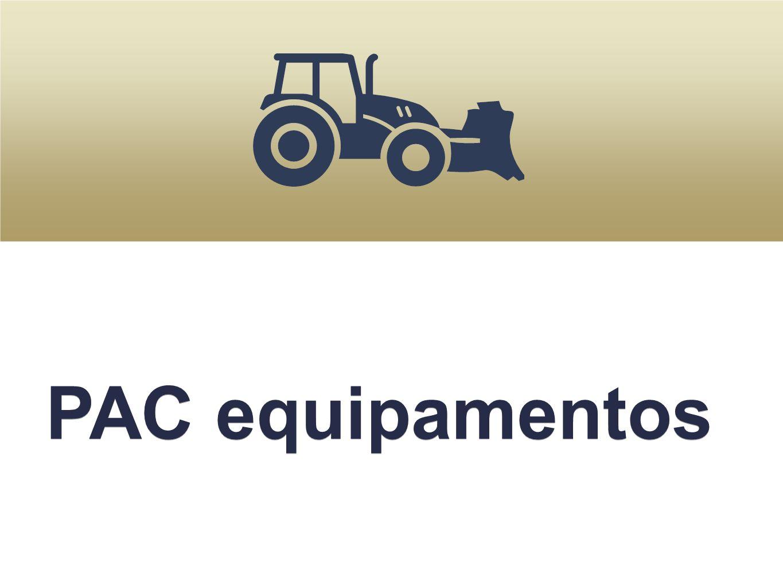 PAC equipamentos
