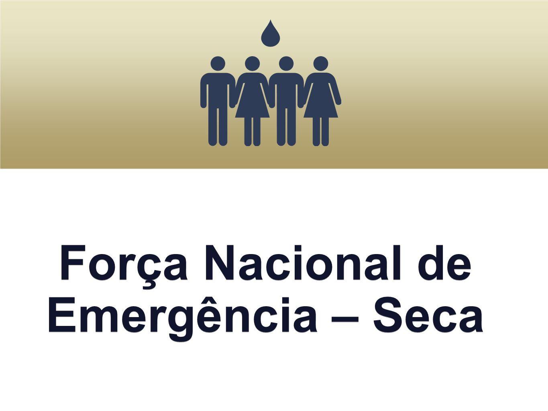 Força Nacional de Emergência – Seca