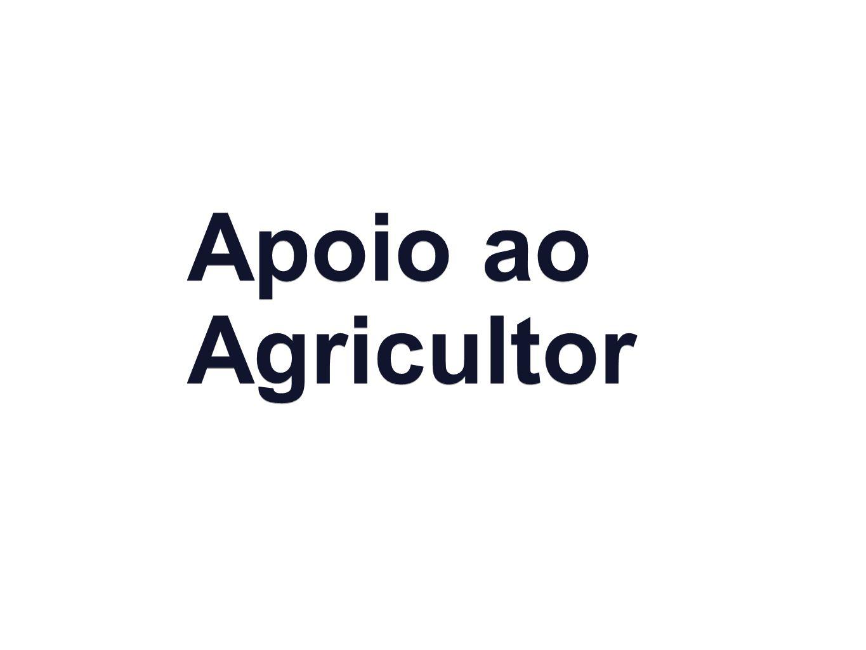 Renegociação da dívida dos agricultores afetados pela seca