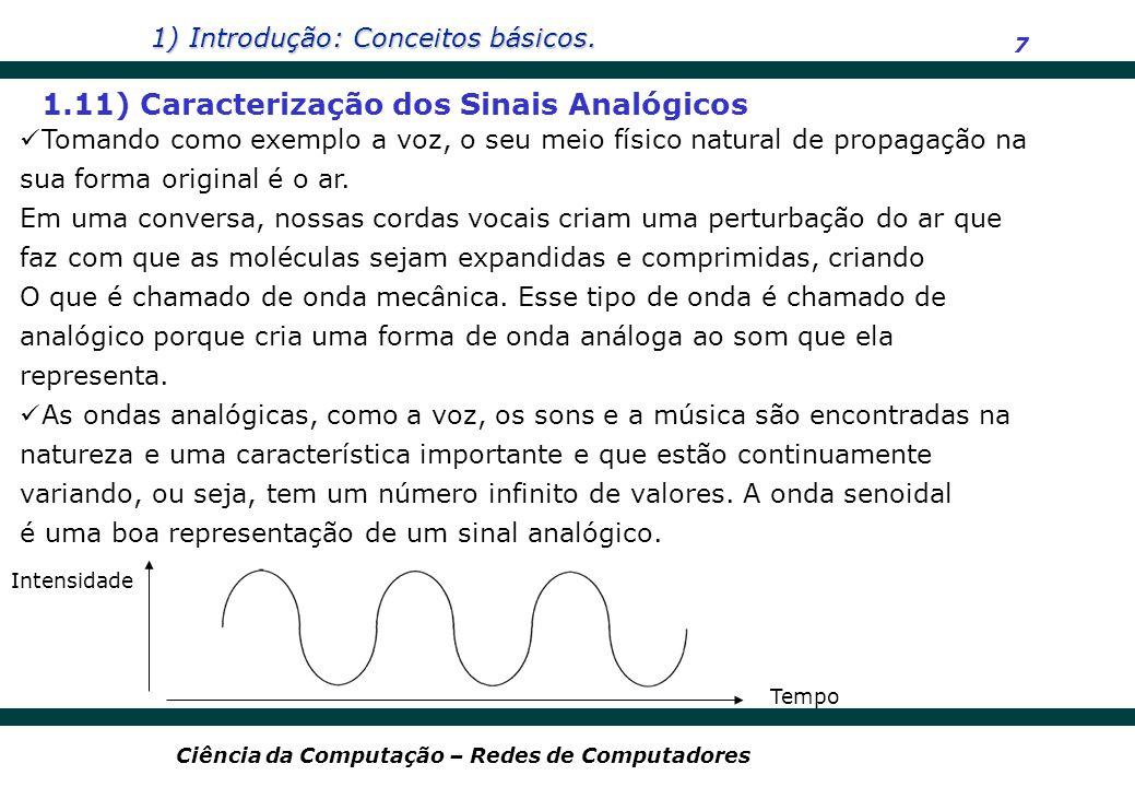 1) Introdução: Conceitos básicos.