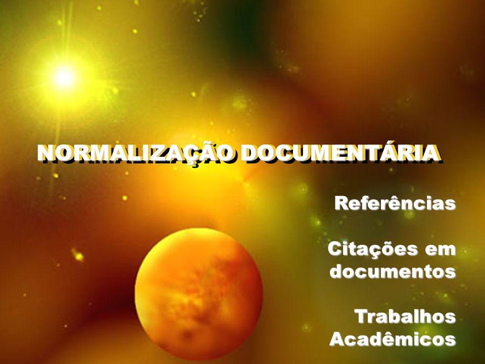 Trabalhos Acadêmicos segundo a ABNT-NBR 14724:2005 Palestra da Biblioteca do Câmpus de Rio Claro - UNESP