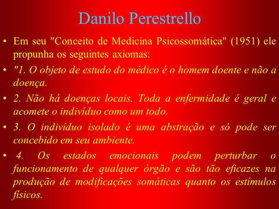 Danilo Perestrello Em seu