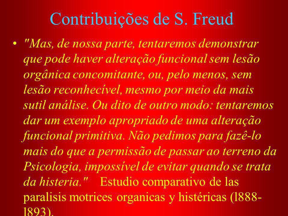 Contribuições de S.