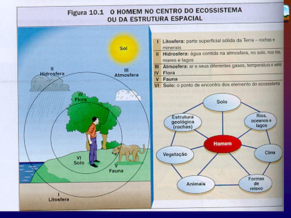 ALGUNS ASPECTOS Aquecimento ou resfriamento do espaço; Surgimento de água; Poluição do ar; Intemperismo e erosão; Saúde; Planejamento turismo e vestuário; Estudos da biodiversidade;
