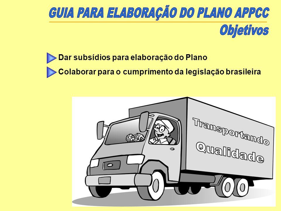 Dar subsídios para elaboração do Plano Colaborar para o cumprimento da legislação brasileira