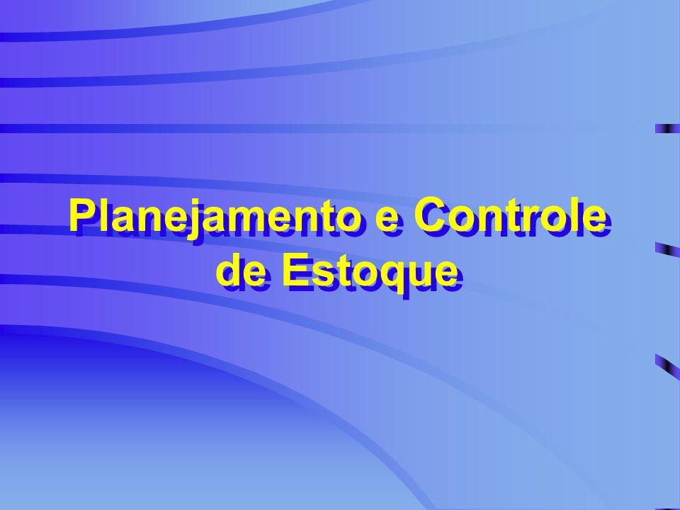 Sistemas de informação de estoque Funções: Atualizar registros de estoque; Gerar pedidos; Gerar registros de estoque; Prever.