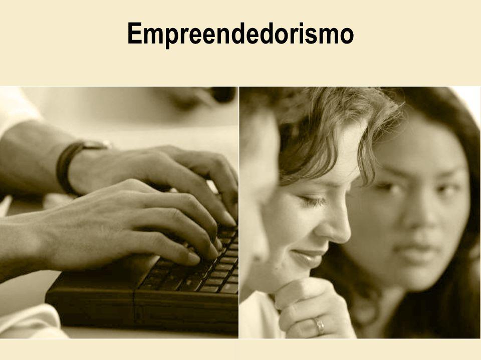 O empreendedor Papel importante na dinamização do mercado.