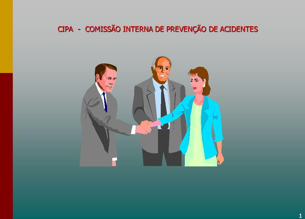 1 CIPA - COMISSÃO INTERNA DE PREVENÇÃO DE ACIDENTES