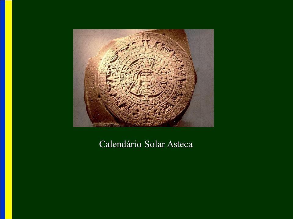 Calendário Solar Asteca