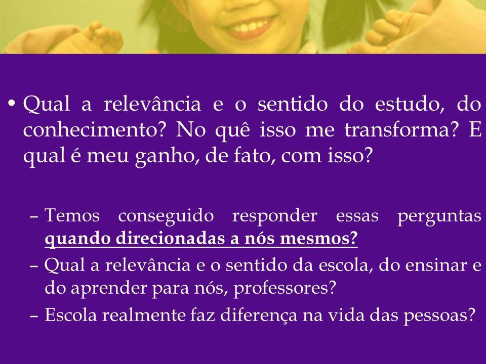 AS CINCO REGRAS ÉTICAS DO TRABALHO DOCENTE 1.A compreensão do aluno-problema como um porta-voz das relações estabelecidas em sala de aula.
