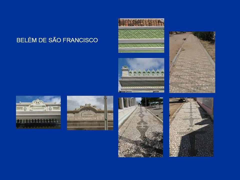 BELÉM DE SÃO FRANCISCO