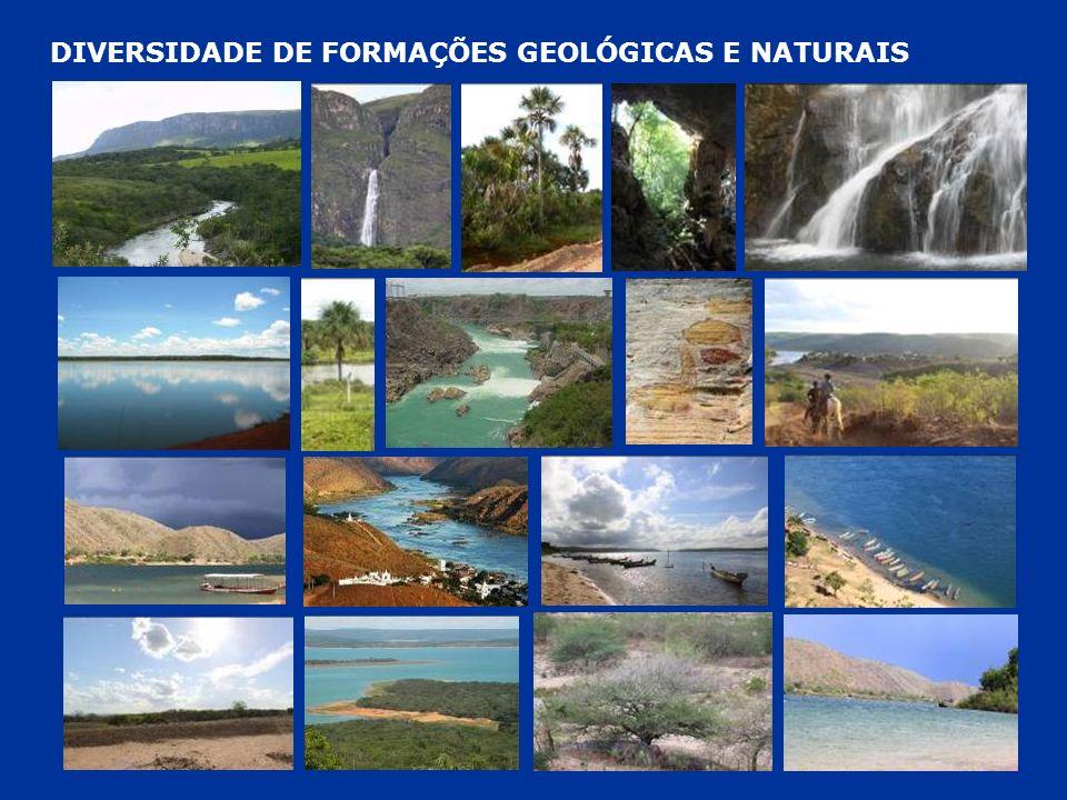 EXEMPLOS DE AÇÕES POSSÍVEIS (REESCREVER): Difundir a importância do patrimônio cultural do Rio São Francisco.