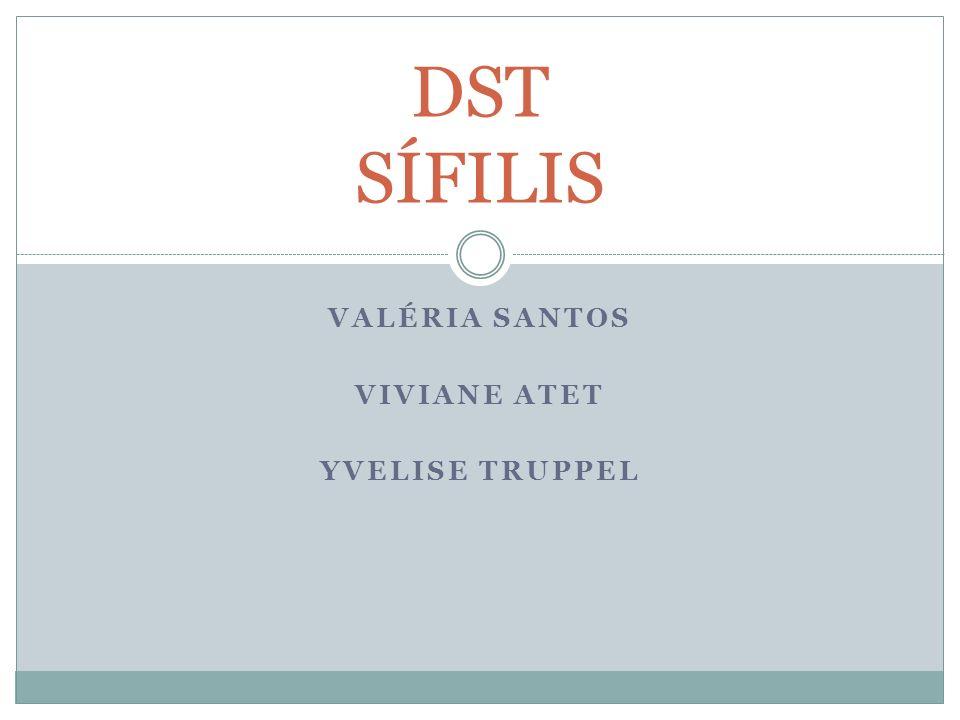 SIFÍLIS - LUES