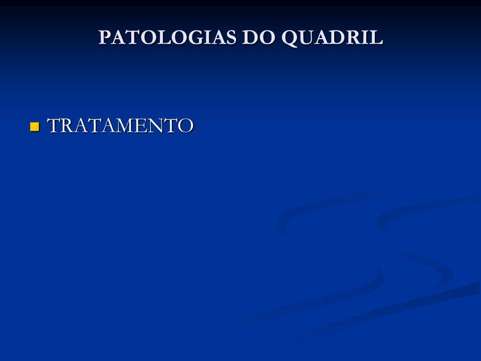 PATOLOGIAS DO QUADRIL TRATAMENTO TRATAMENTO