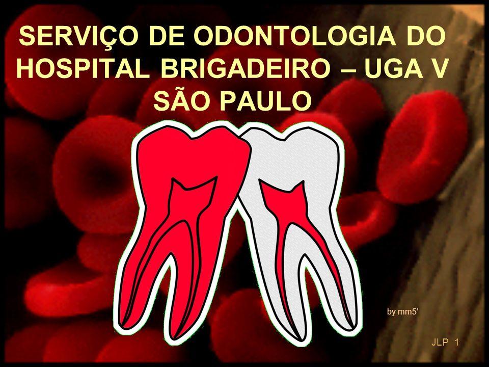 JLP 2 DISCIPLINA DE CIRURGIA ODONTOLÓGICA E BUCO- MAXILO-FACIAL F.O.U.S.P.
