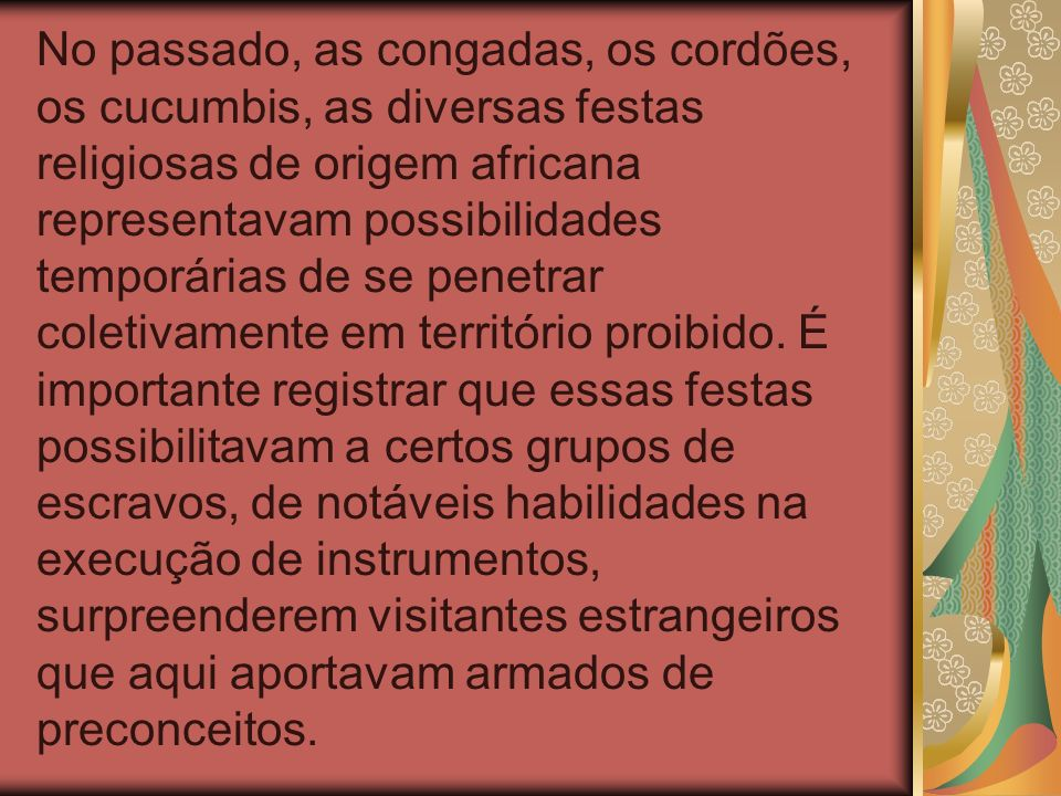 Compositores e intérpretes como Wilson Batista, Ari Barroso e Carmem Miranda não eram aliados da política getulista.
