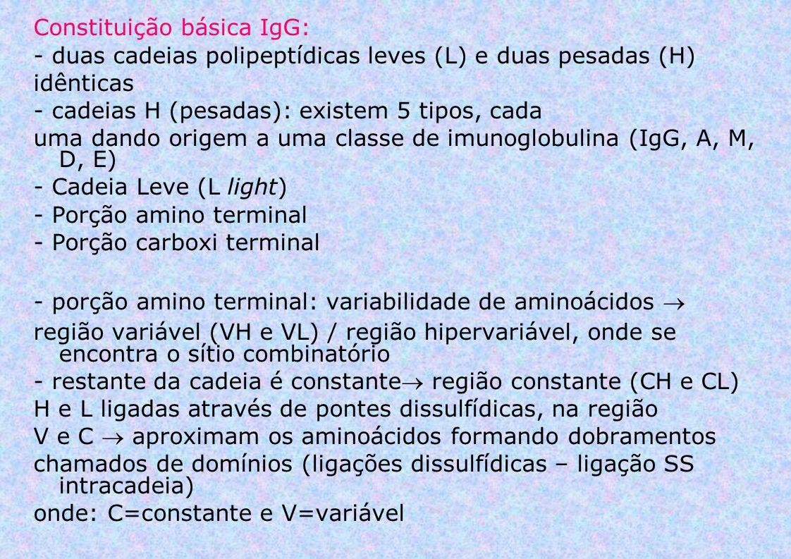MUNIDADE PASSIVA NATURAL (MATERNA) E IMUNIDADE ADQUIRIDA ATIVA (INFECÇÃO)