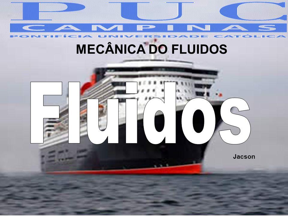 MECÂNICA DO FLUIDOS Jacson