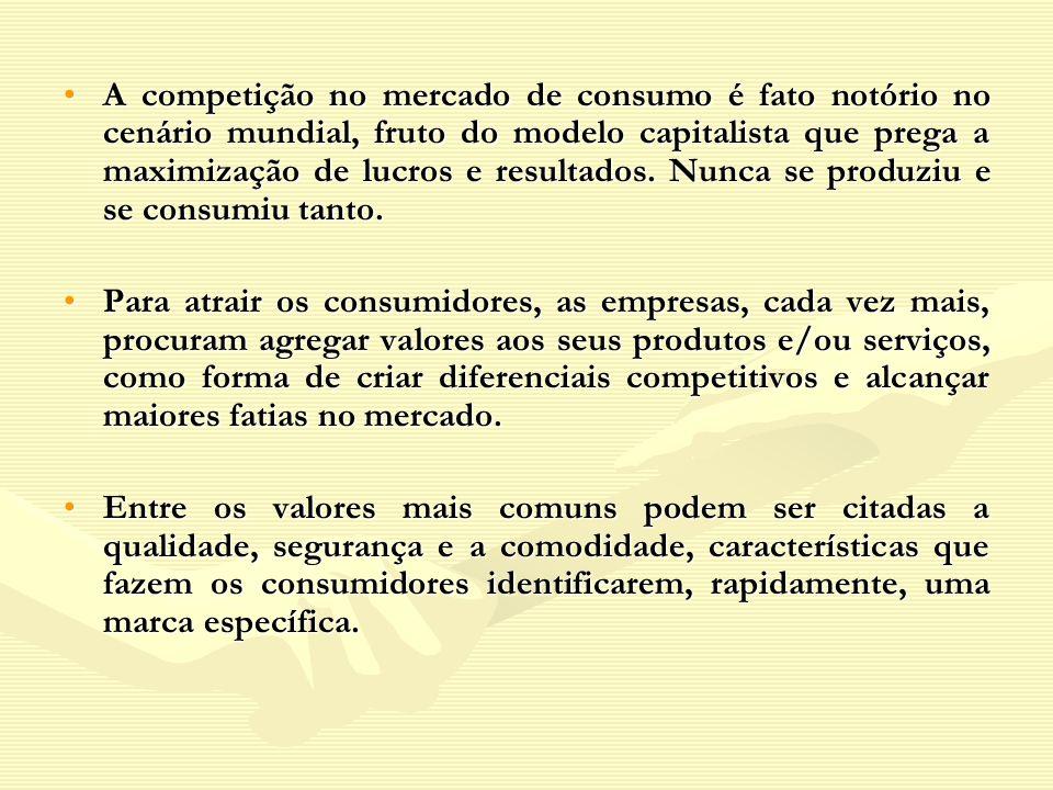 A competição no mercado de consumo é fato notório no cenário mundial, fruto do modelo capitalista que prega a maximização de lucros e resultados. Nunc