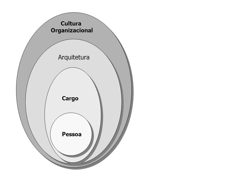 Pessoa Cargo Arquitetura Cultura Organizacional
