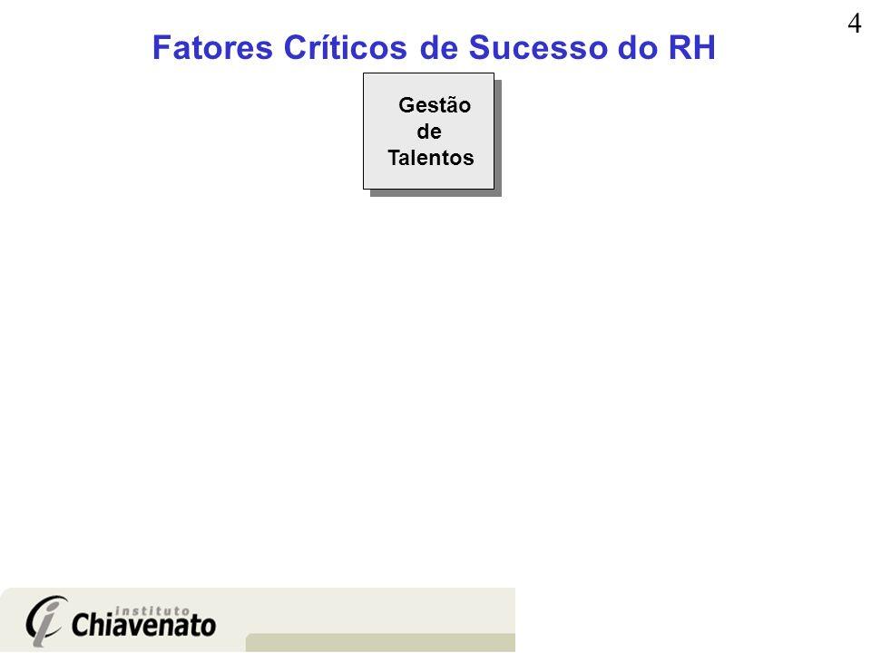 Fatores Críticos de Sucesso do RH Gestão de Talentos 4