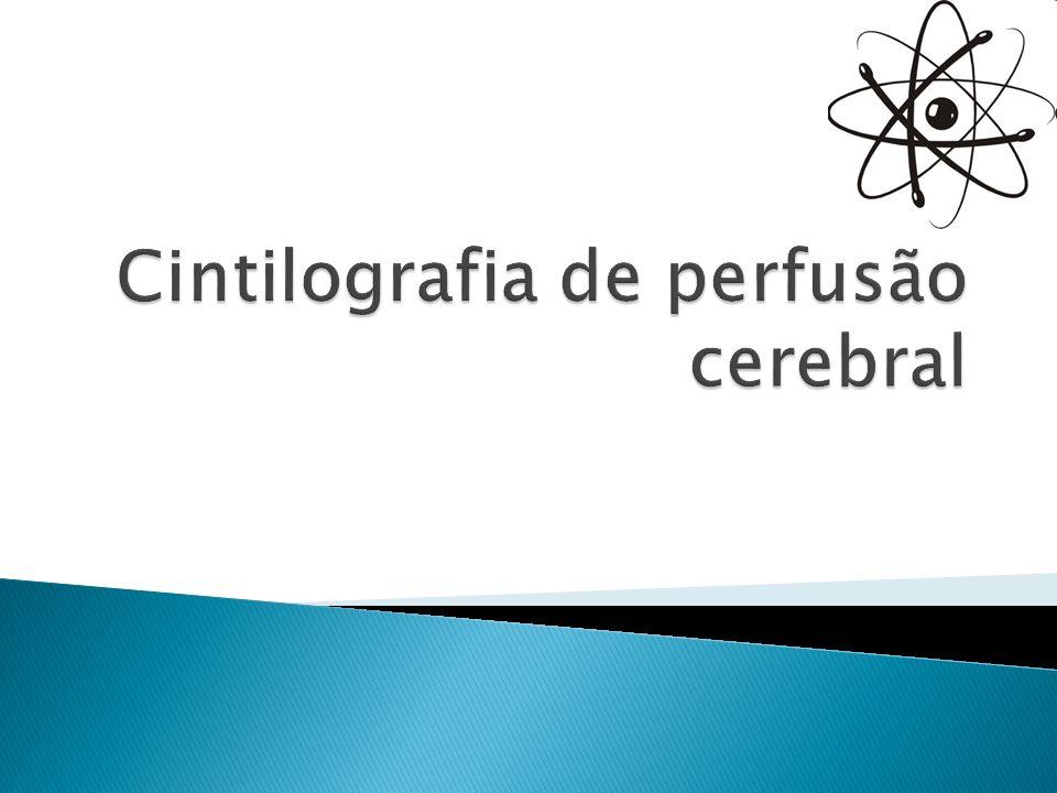 Cintilografia de perfusão cerebral