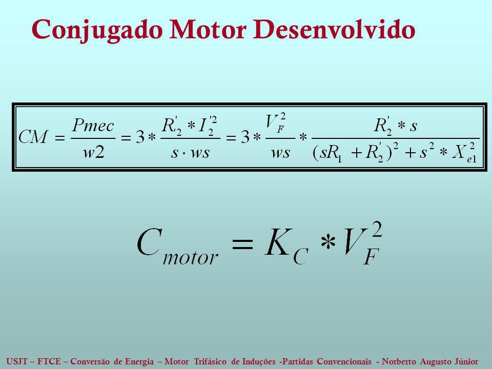 Conjugado Motor Desenvolvido