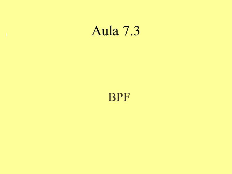 BPF Aula 7.3 1