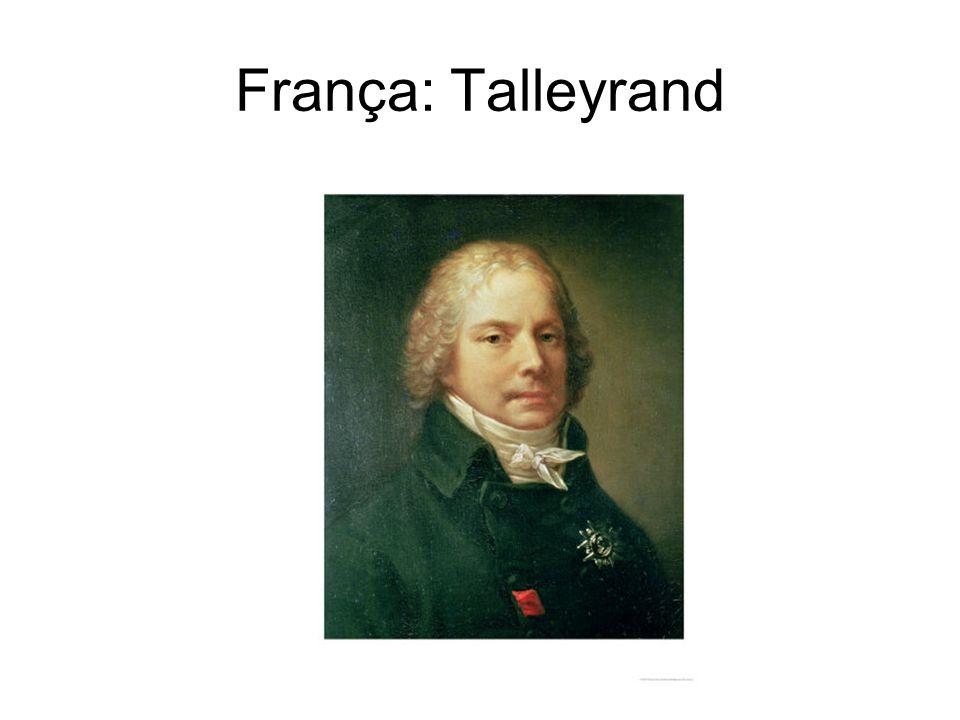 França: Talleyrand