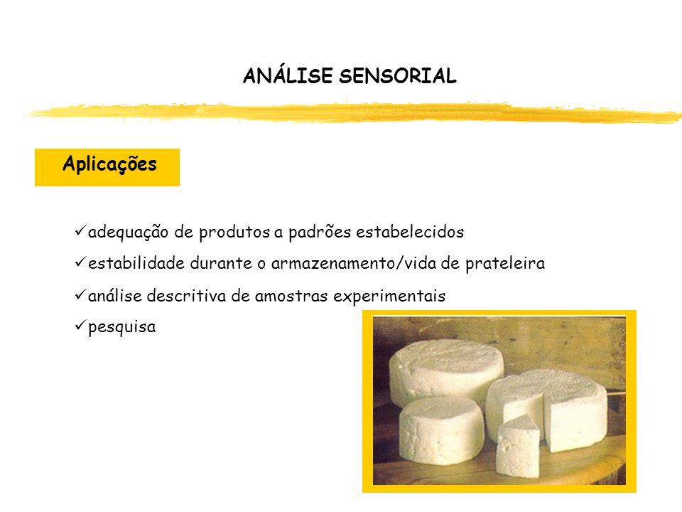 adequação de produtos a padrões estabelecidos estabilidade durante o armazenamento/vida de prateleira análise descritiva de amostras experimentais pes