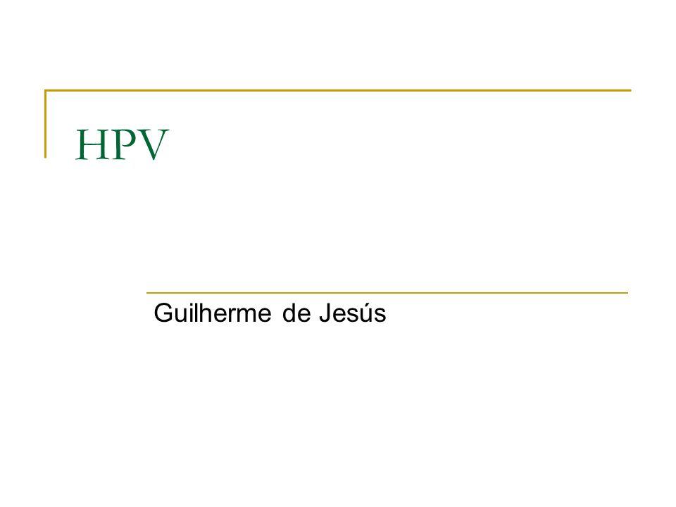 HPV Guilherme de Jesús