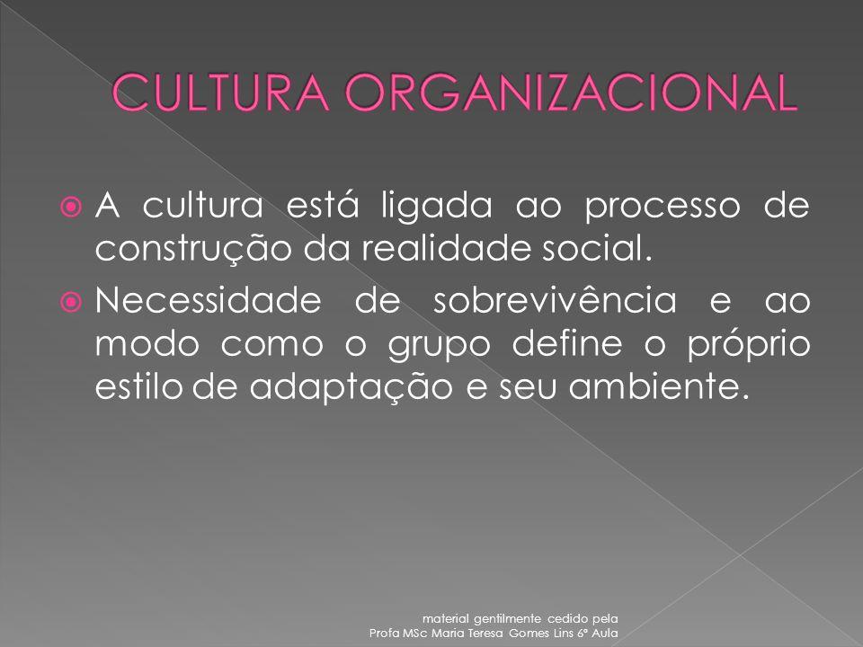 CONCEITO: O conceito de CULTURA é utilizado para explicitar que diferentes grupos de pessoas tem formas distintas de aprender e dar significados e com