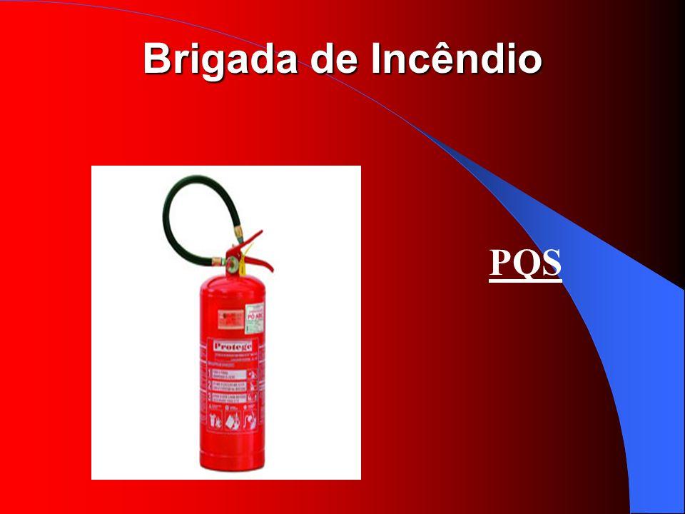 Brigada de Incêndio PQS