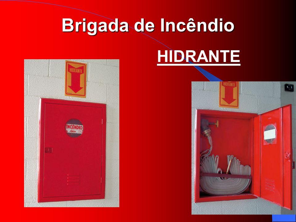Brigada de Incêndio HIDRANTE