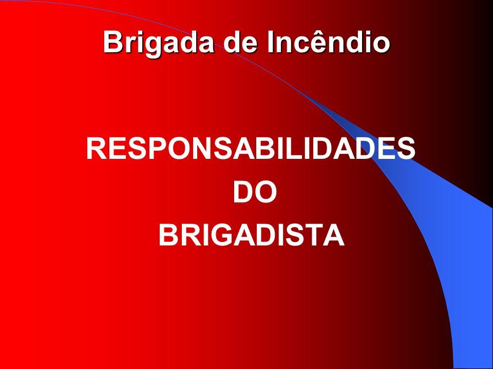 Brigada de Incêndio AÇÕES PREVENTIVAS AÇÕES DE EMERGÊNCIA