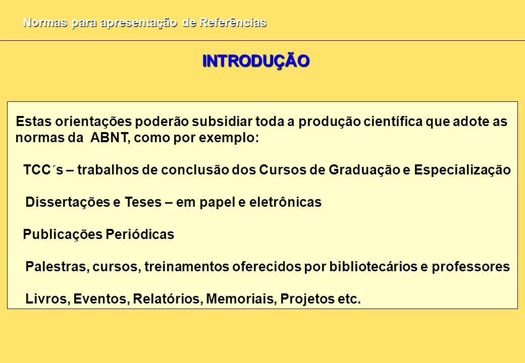 4.1.2 Sobrenome(s) composto(s) Sobrenome espanhol: adota-se a entrada pelo penúltimo sobrenome LARA PALMA, H.
