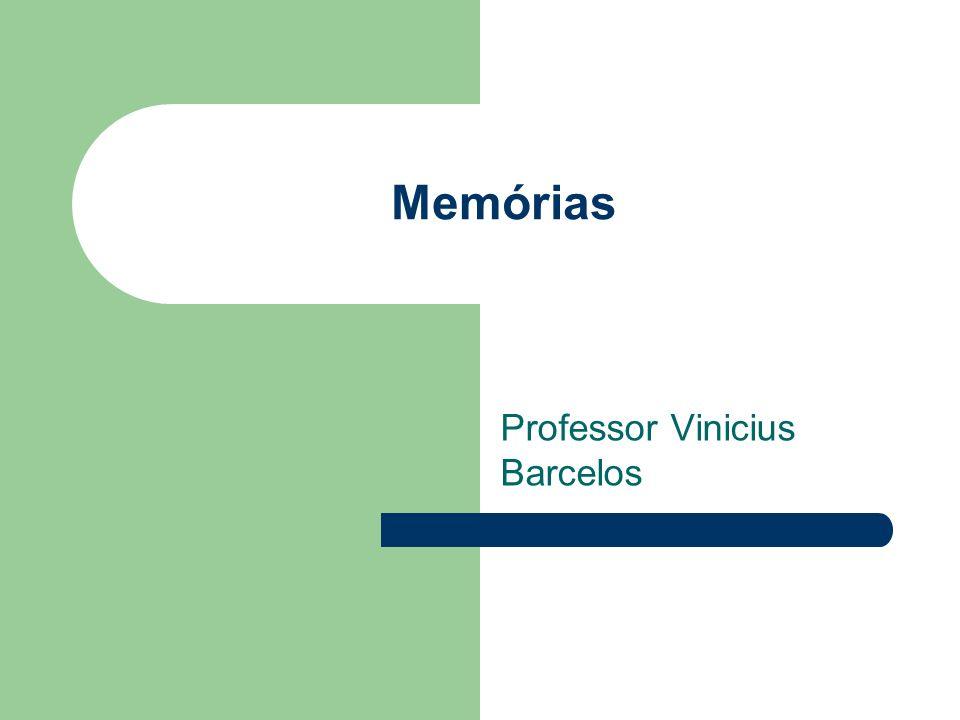 Memórias Professor Vinicius Barcelos