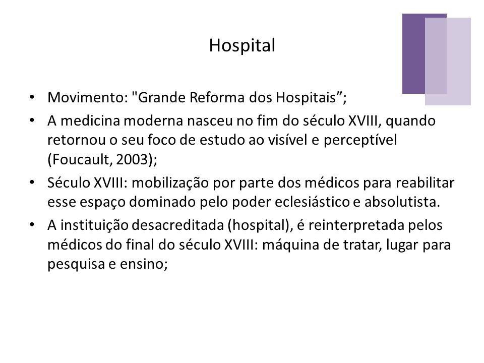 Hospital Movimento: