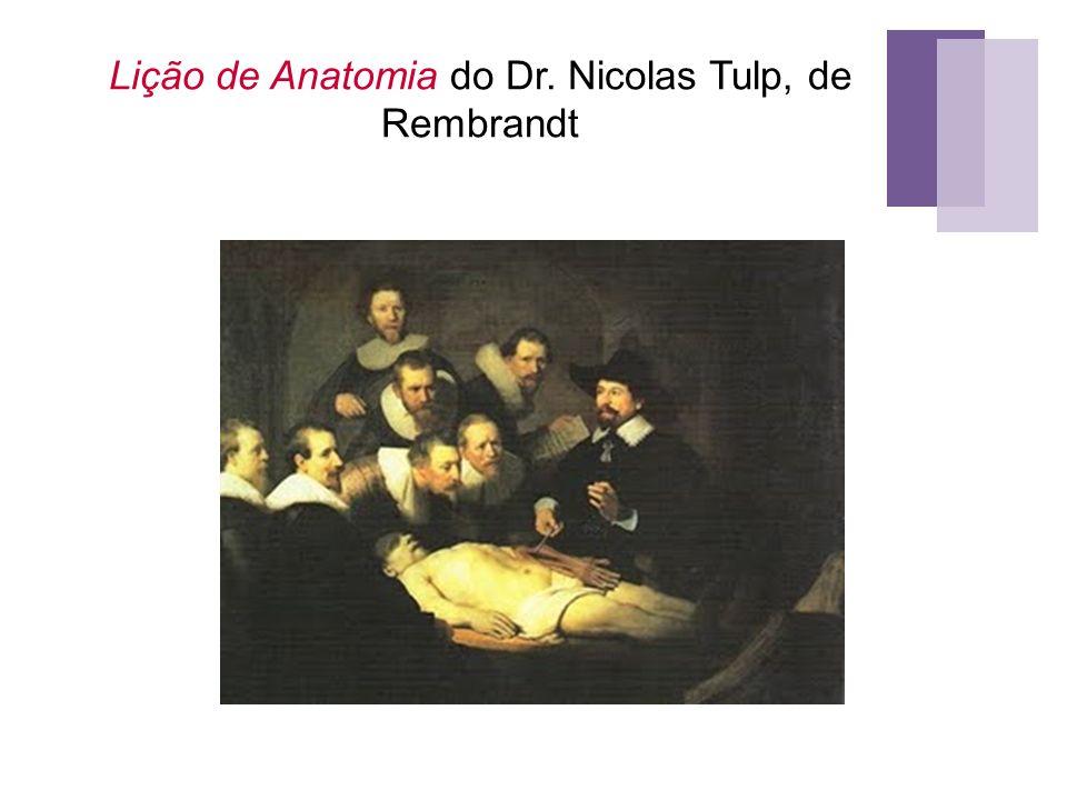 Hospital A dissecação dos cadáveres possibilitou esse esquadrinhamento e foi um desdobramento da compreensão do corpo como máquina (Marzano-Parisoli, 2004); Dessacralização do corpo;