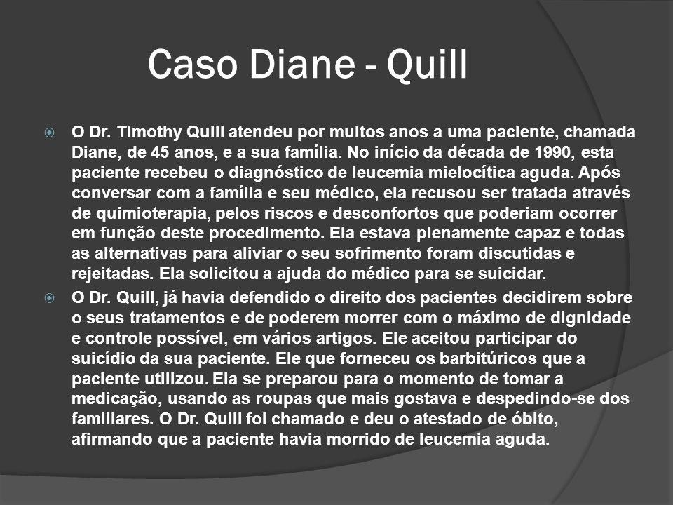Caso Diane - Quill O Dr.