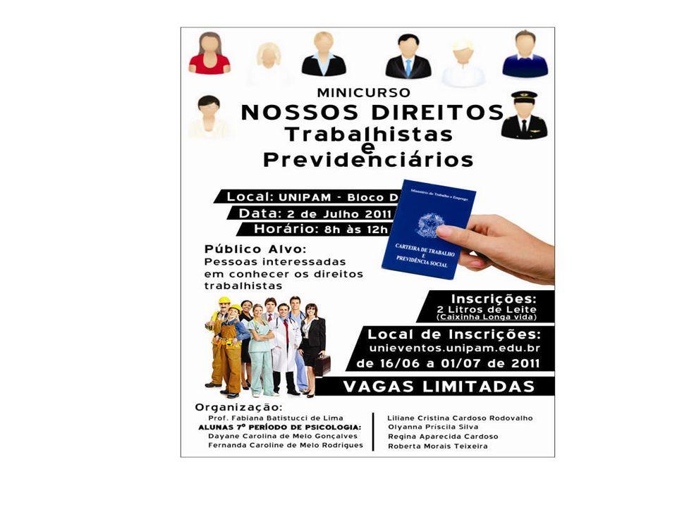 www.mpas.gov.br; www.receita.fazenda.gov.br; www.mte.gov.br; Abono Salarial; Carteira de Trabalho; CLT - Leis Trabalhistas; Consulta CBO; FAT; FGTS; PAT ;RAIS, CAGED.