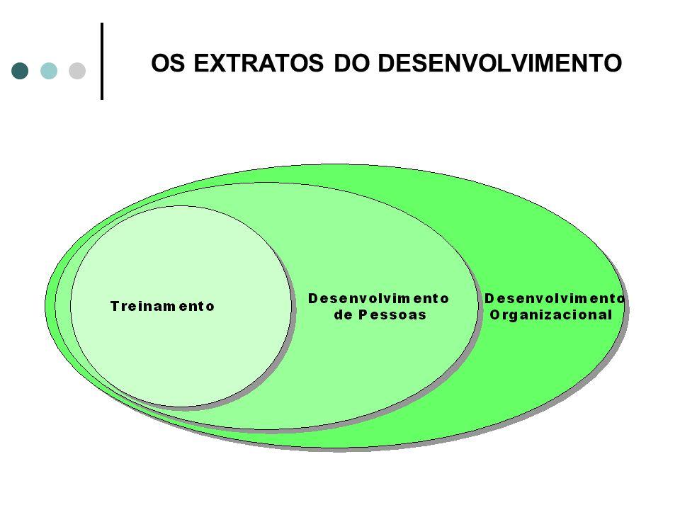 OS EXTRATOS DO DESENVOLVIMENTO