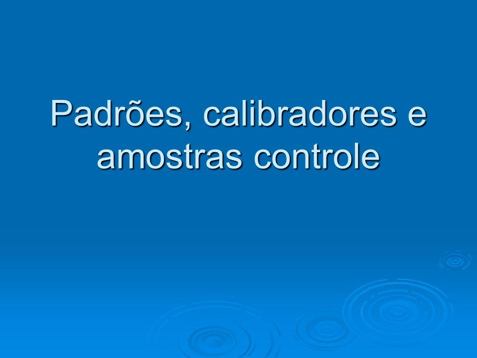 Controle de Qualidade da Água Reagente Cloro erros de até 25% na dosagem de cloretos.