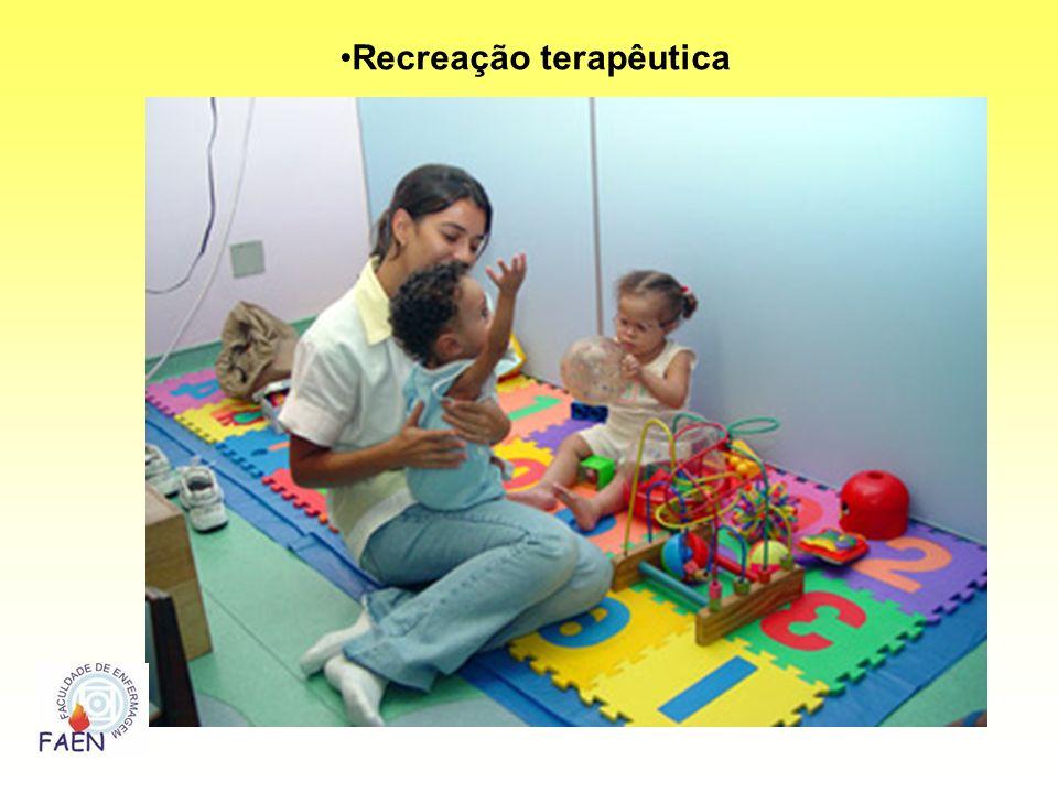 Recreação terapêutica