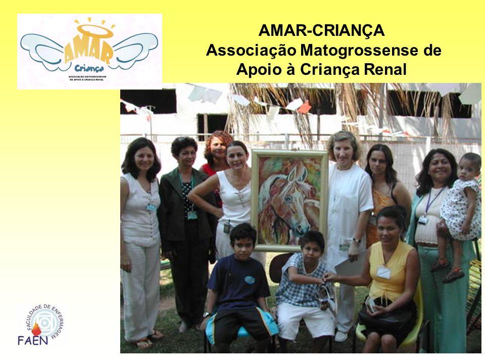 AMAR-CRIANÇA Associação Matogrossense de Apoio à Criança Renal