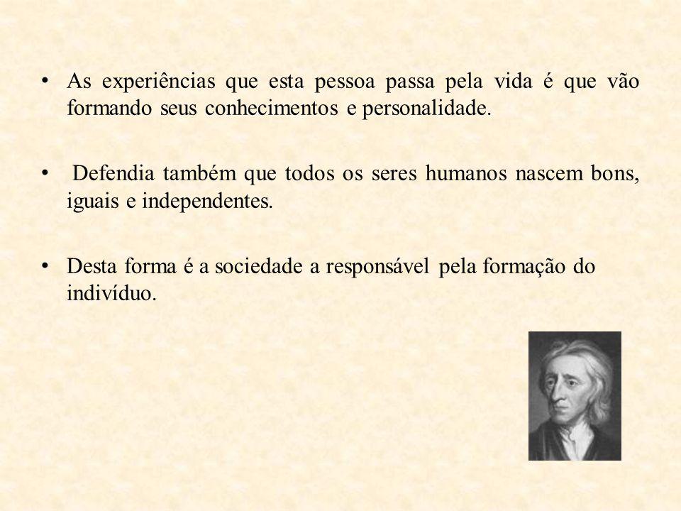 Johann Friedrich Herbart A pedagogia mostra os fins da educação; a psicologia, o caminho, os meios e os obstáculos.
