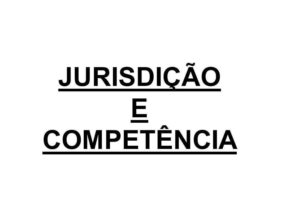Conceitos=> - Chiovenda: É o poder de dizer o direito de forma cogente e vinculante ao caso concreto.