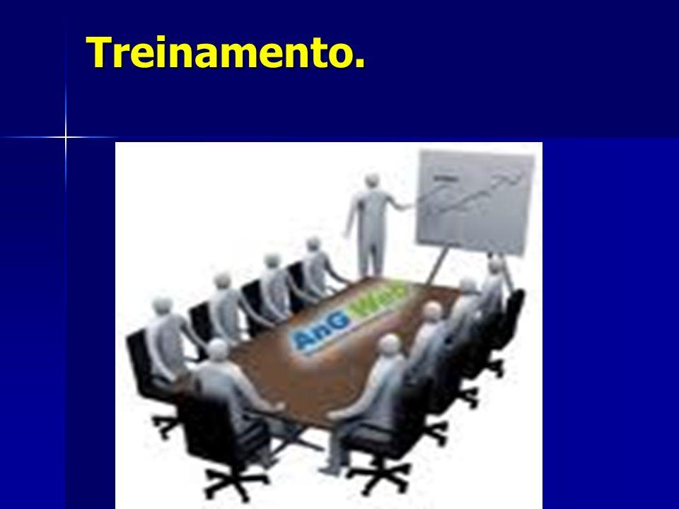 O treinamento é um dos recursos do Desenvolvimento de Pessoal.